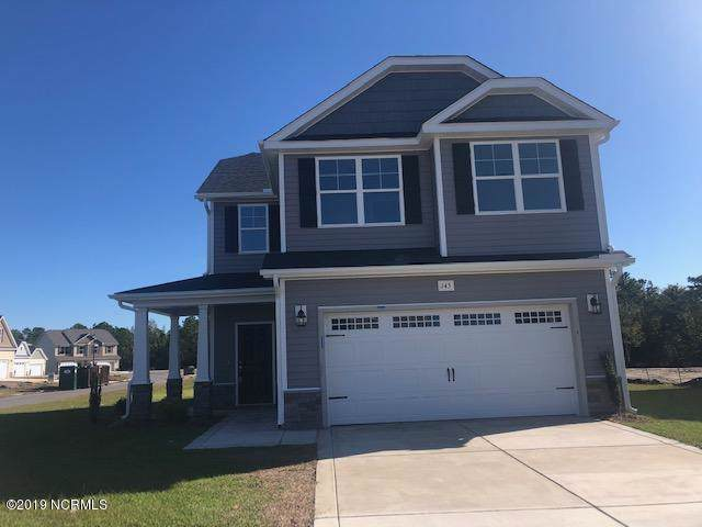 145 Oyster Landing Drive, Sneads Ferry, NC 28460 (MLS #100161370) :: The Keith Beatty Team