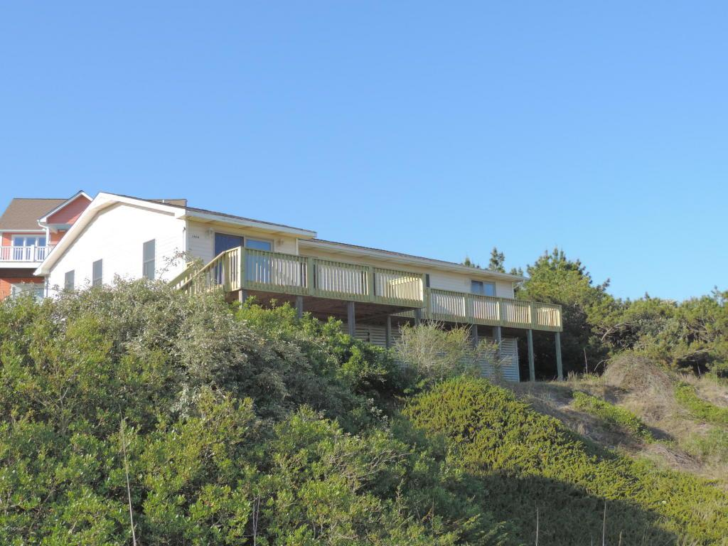 100 Hubert Street, Emerald Isle, NC 28594 (MLS #11303462) :: Century 21 Sweyer & Associates