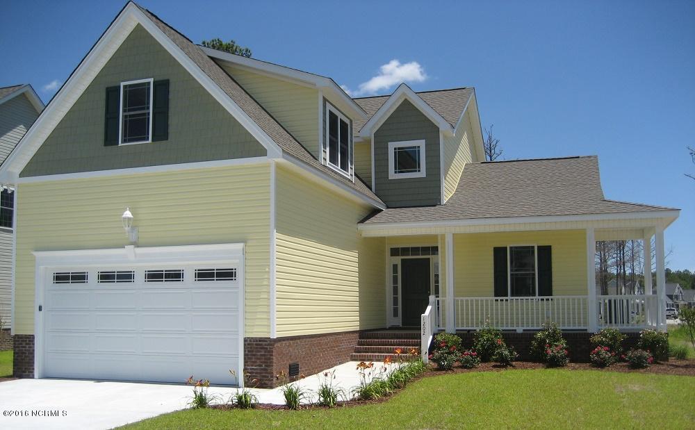 1202 Hidden Cove Avenue, Morehead City, NC 28557 (MLS #11505652) :: Century 21 Sweyer & Associates