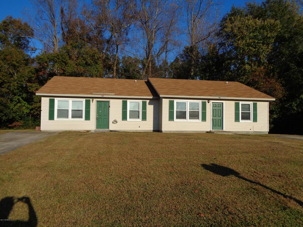 100 Stallion Drive, Jacksonville, NC 28540 (MLS #80143190) :: Century 21 Sweyer & Associates