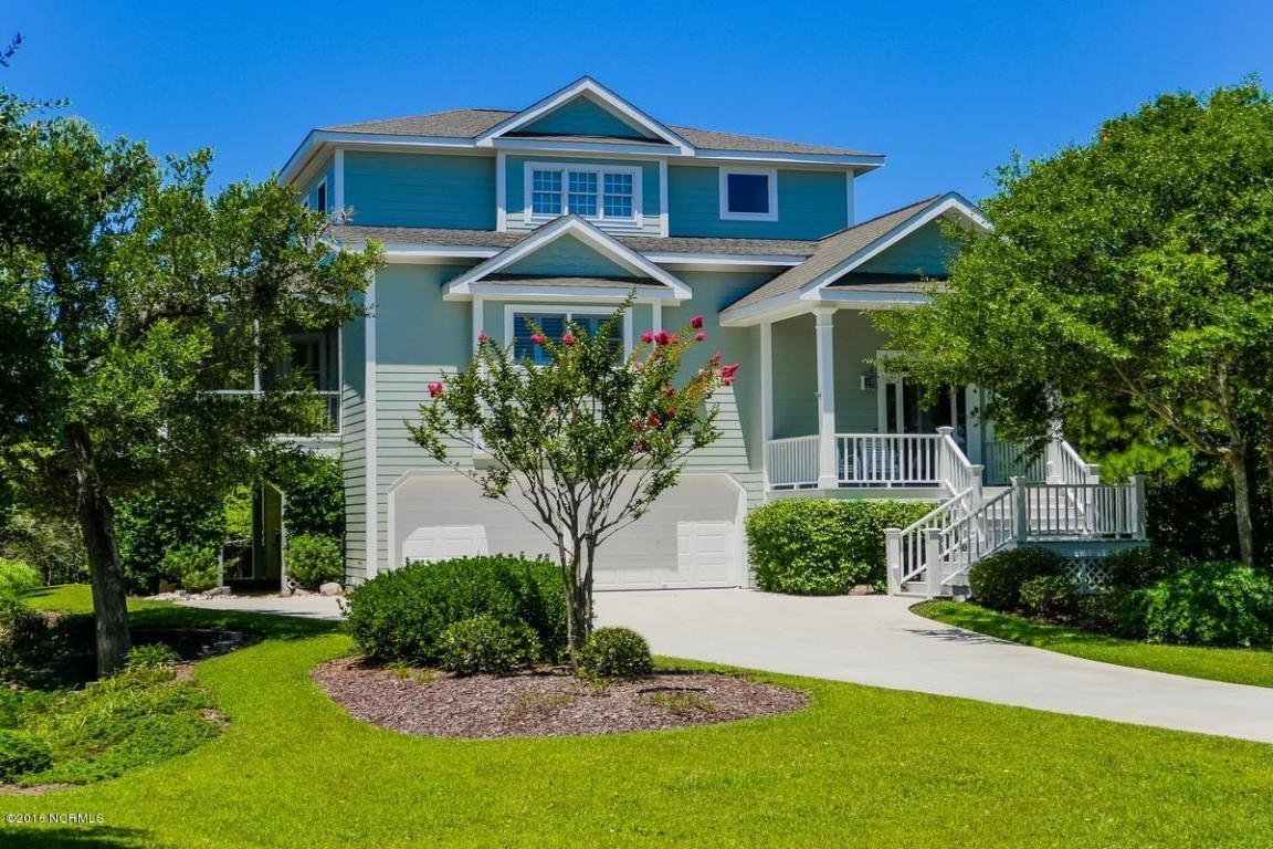105 Egret Lake Drive, Pine Knoll Shores, NC 28512 (MLS #100005368) :: Century 21 Sweyer & Associates