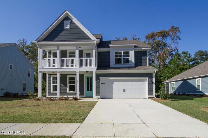 169 Overlook Drive, Wilmington, NC 28411 (MLS #100006255) :: Century 21 Sweyer & Associates