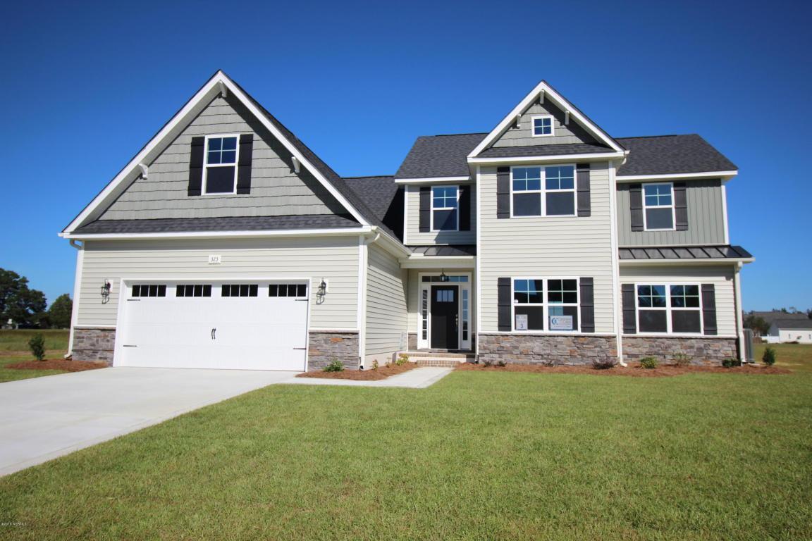 323 Porter Mills Road, Greenville, NC 27858 (MLS #100016331) :: Century 21 Sweyer & Associates