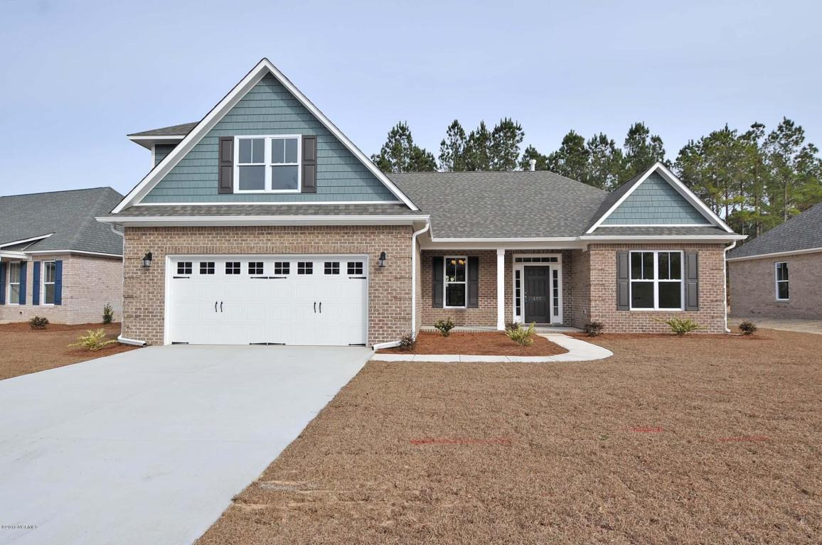 177 Emberwood Drive, Winnabow, NC 28479 (MLS #100018500) :: Century 21 Sweyer & Associates