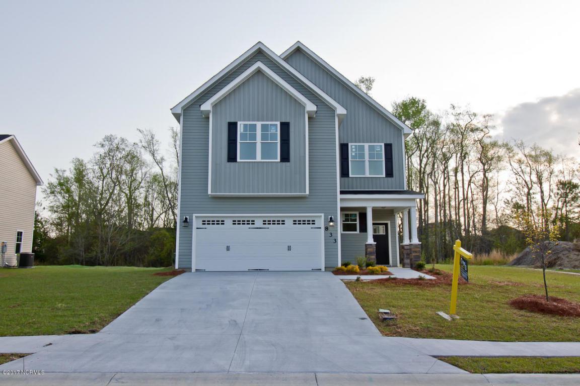 833 Tuscarora Trail, Jacksonville, NC 28546 (MLS #100022935) :: Century 21 Sweyer & Associates
