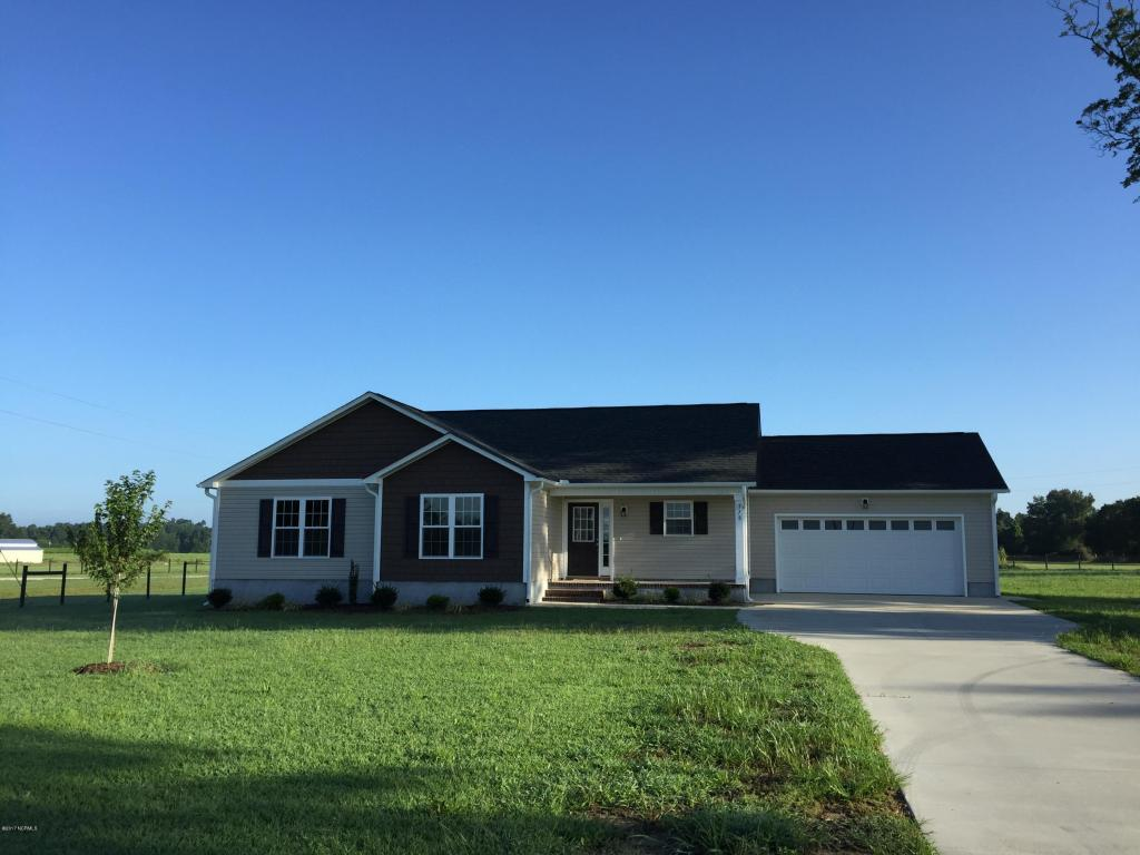 178 Gregory Fork Road, Richlands, NC 28574 (MLS #100028573) :: Century 21 Sweyer & Associates