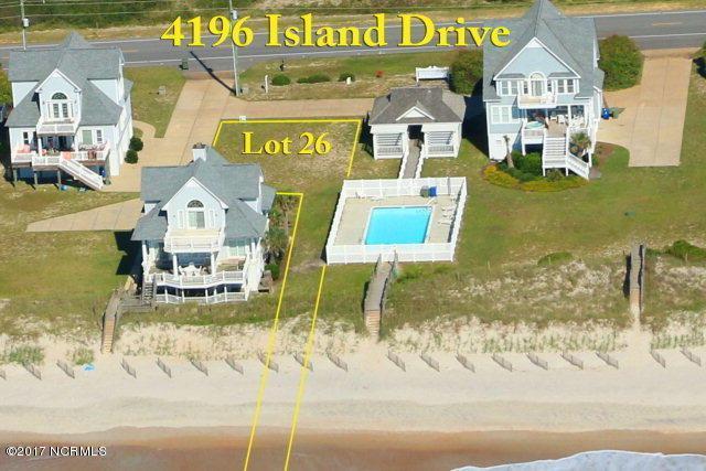 4196 Island Drive, North Topsail Beach, NC 28460 (MLS #100047325) :: Berkshire Hathaway HomeServices Prime Properties