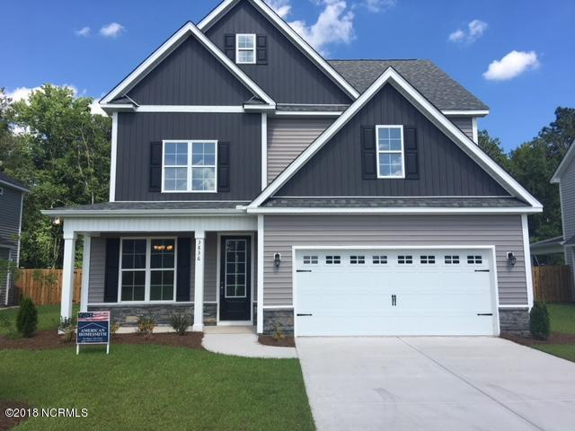 3836 Smooth Water Drive, Castle Hayne, NC 28429 (MLS #100072135) :: RE/MAX Essential