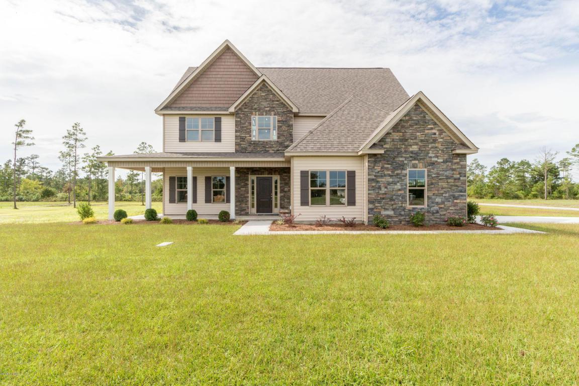 179 Peytons Ridge Drive, Hubert, NC 28539 (MLS #80172605) :: Century 21 Sweyer & Associates