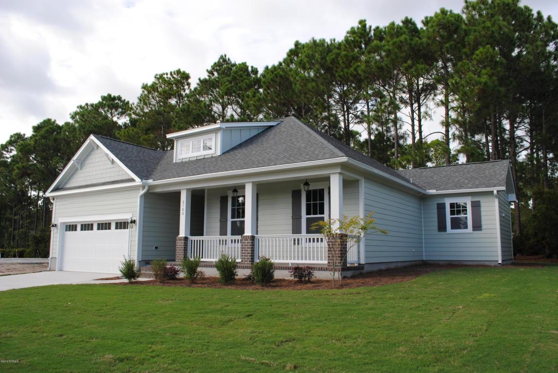 3702 Cinnamon Fern Drive SE, Southport, NC 28461 (MLS #100006345) :: Century 21 Sweyer & Associates