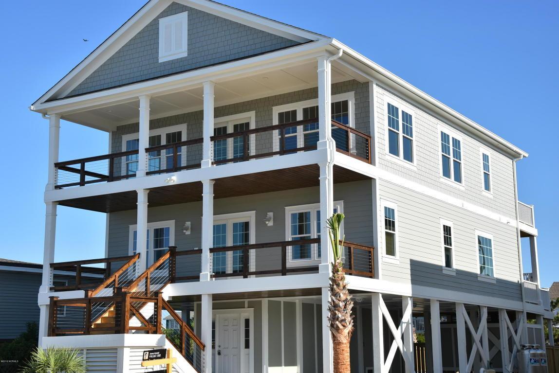 152 Ocean Boulevard W, Holden Beach, NC 28462 (MLS #100007346) :: Century 21 Sweyer & Associates