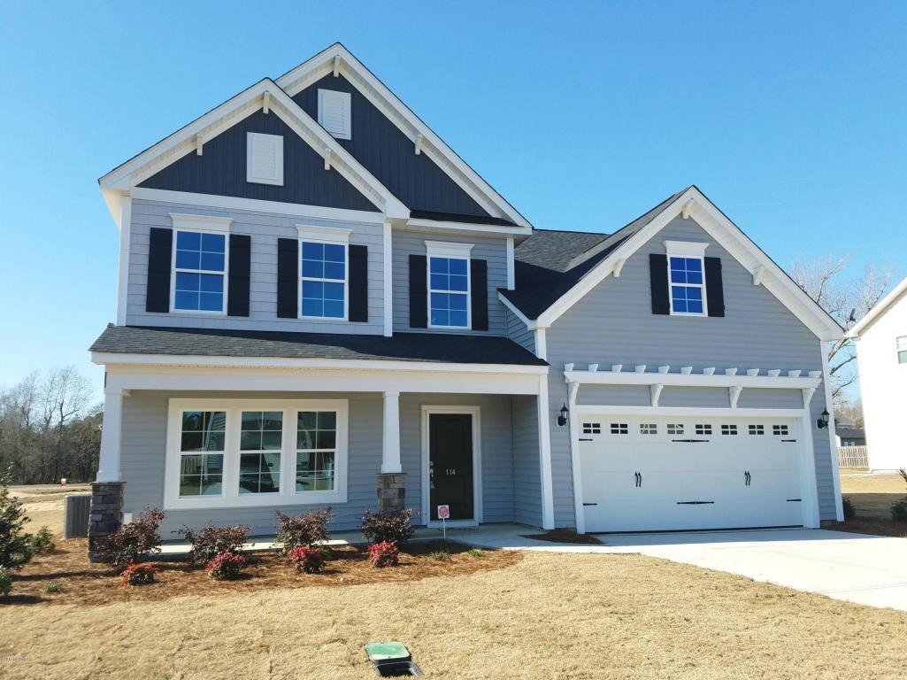 114 Bethea Street, Holly Ridge, NC 28445 (MLS #100026598) :: Century 21 Sweyer & Associates