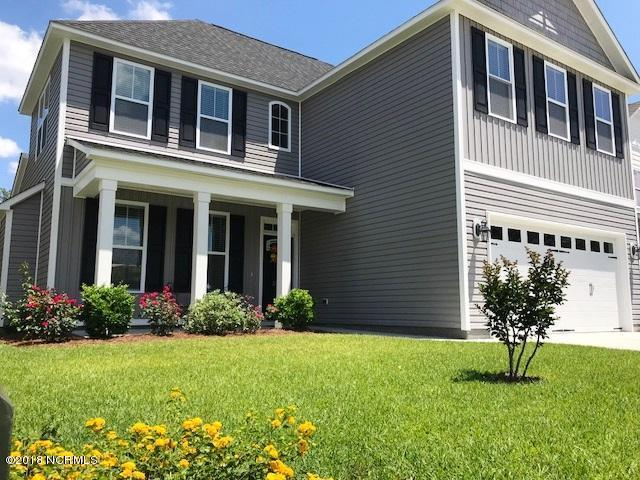 3809 Willowick Park Drive, Wilmington, NC 28409 (MLS #100118254) :: RE/MAX Essential