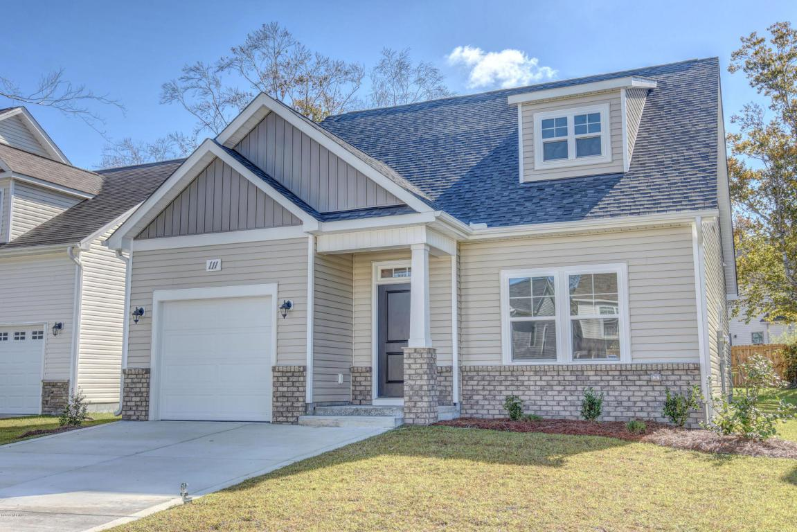 111 Katrina Street, Sneads Ferry, NC 28460 (MLS #80174834) :: Century 21 Sweyer & Associates