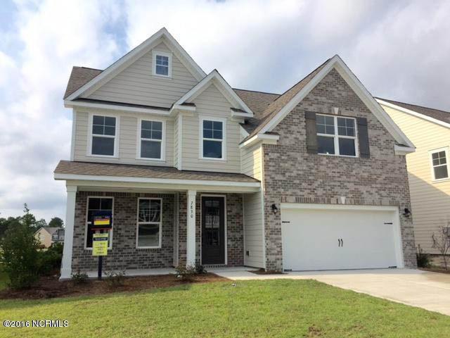 7830 Champlain Drive Lot 96, Wilmington, NC 28412 (MLS #100013236) :: Century 21 Sweyer & Associates