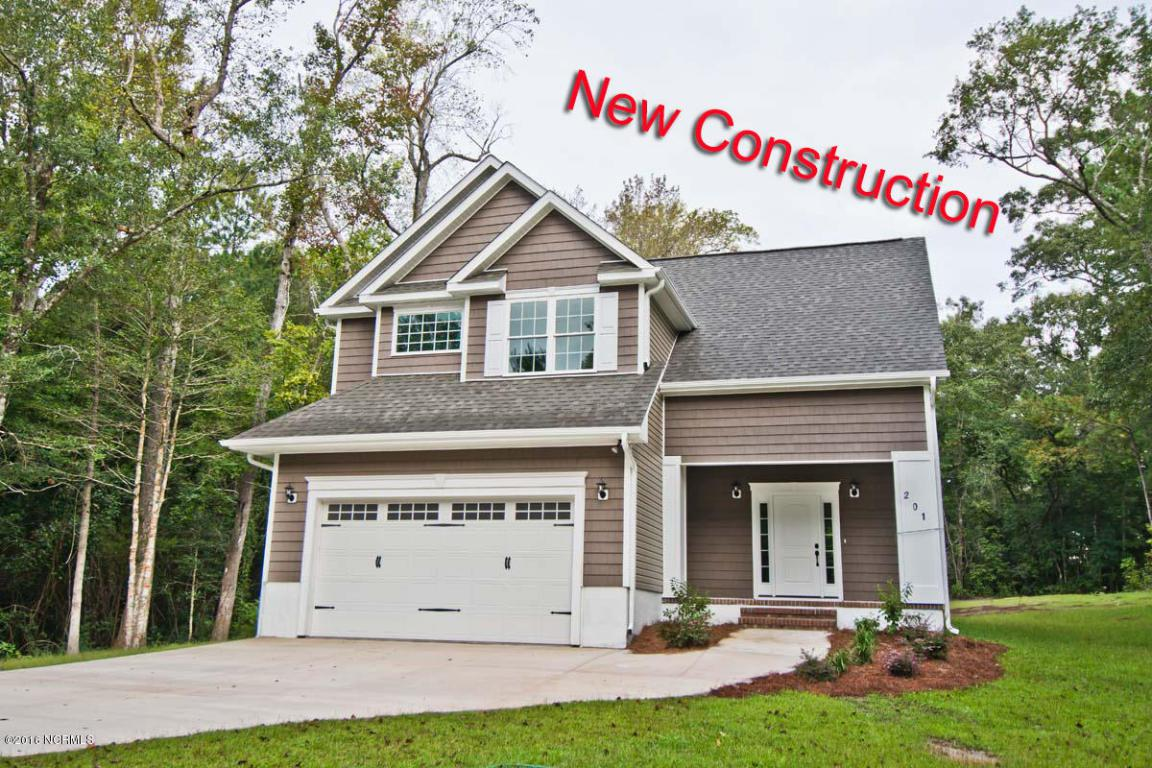201 White Oak Bluff Road, Stella, NC 28582 (MLS #100020258) :: Century 21 Sweyer & Associates