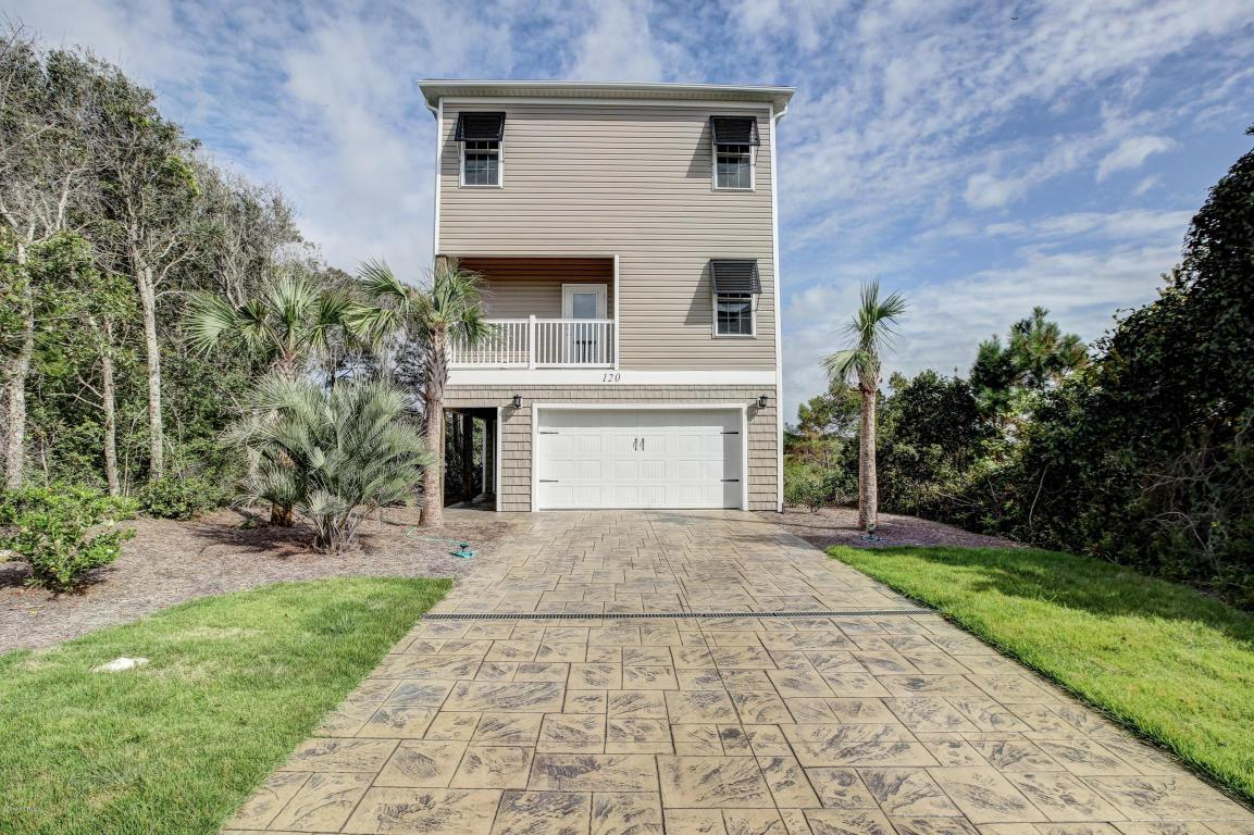 120 SE 49th Street, Oak Island, NC 28465 (MLS #100002861) :: Century 21 Sweyer & Associates