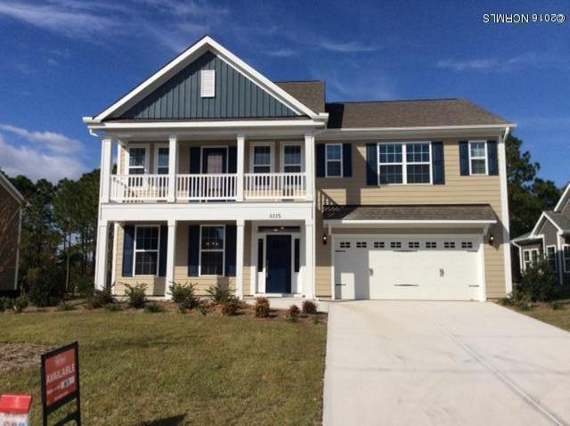 6115 Willow Glen Drive, Wilmington, NC 28412 (MLS #100008177) :: Century 21 Sweyer & Associates