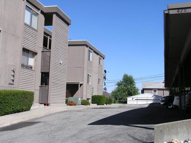 429 King Steet #333, Wenatchee, WA 98801 (MLS #713495) :: Nick McLean Real Estate Group