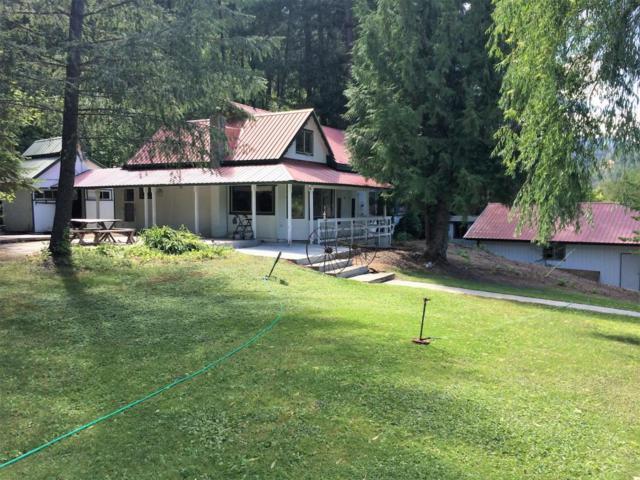 10362 Eagle Creek Rd, Leavenworth, WA 98826 (MLS #713670) :: Nick McLean Real Estate Group