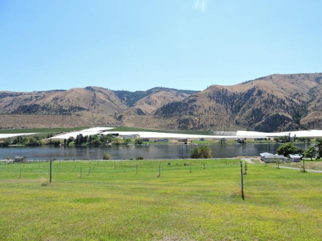 55 Sackett Glen (Lot 12) Ln, Chelan, WA 98816 (MLS #713956) :: Nick McLean Real Estate Group
