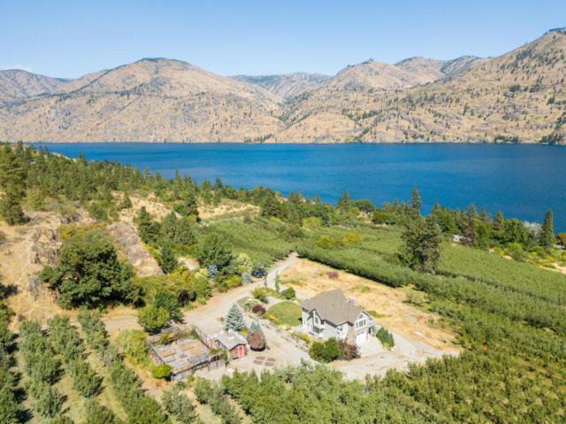 15155 S Lakeshore Rd, Chelan, WA 98816 (MLS #713967) :: Nick McLean Real Estate Group