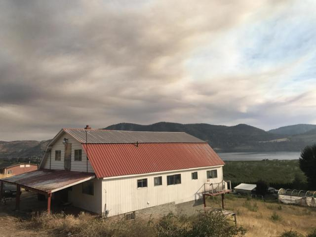 2033 Manson Blvd, Manson, WA 98831 (MLS #714045) :: Nick McLean Real Estate Group