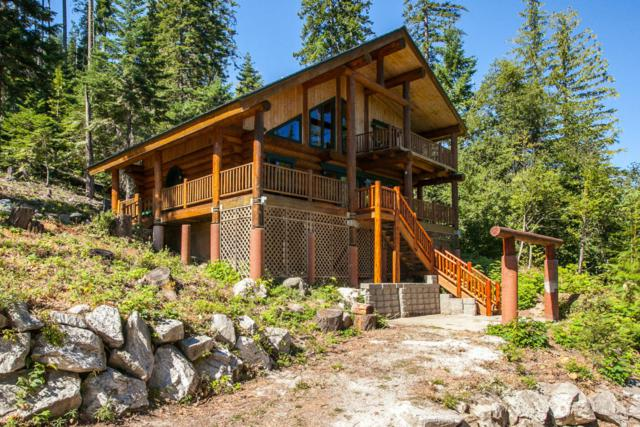 16129 Cedar Brae Rd, Leavenworth, WA 98826 (MLS #714188) :: Nick McLean Real Estate Group
