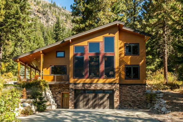 17572 N Shore Dr, Leavenworth, WA 98826 (MLS #714394) :: Nick McLean Real Estate Group