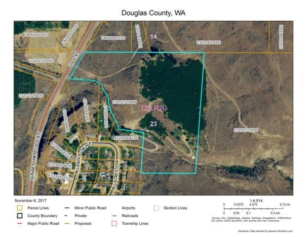 NNA Hwy #2, East Wenatchee, WA 98802 (MLS #714555) :: Nick McLean Real Estate Group