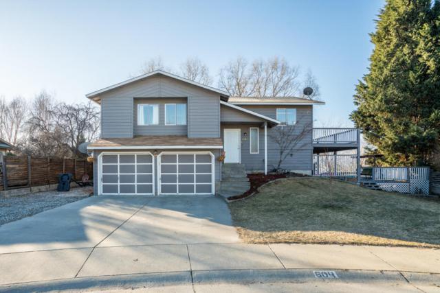 604 Cindy Ct, East Wenatchee, WA 98802 (MLS #715011) :: Nick McLean Real Estate Group