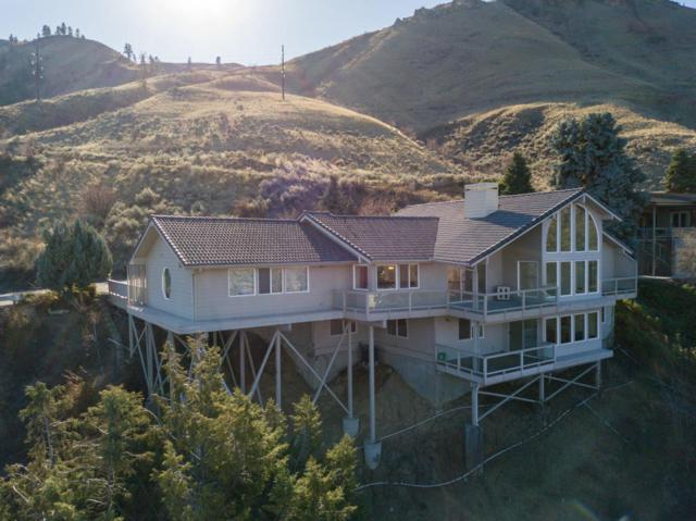 1504 Skyline Dr, Wenatchee, WA 98801 (MLS #715017) :: Nick McLean Real Estate Group