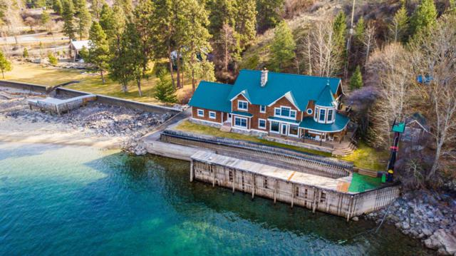 21120 S Lakeshore Rd, Chelan, WA 98816 (MLS #715060) :: Nick McLean Real Estate Group