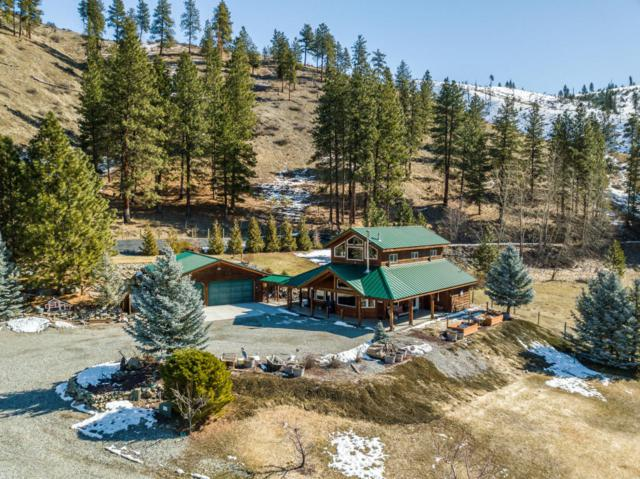11700 Entiat River Rd, Entiat, WA 98822 (MLS #715144) :: Nick McLean Real Estate Group