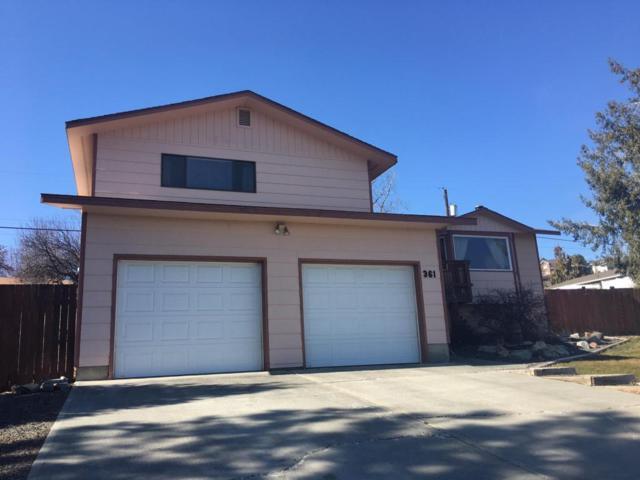 361 Strand Rd, Ephrata, WA 98823 (MLS #715236) :: Nick McLean Real Estate Group