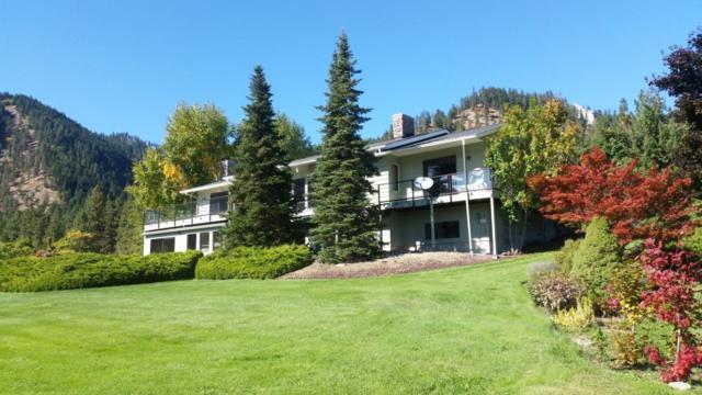 10883 Titus Rd, Leavenworth, WA 98826 (MLS #715266) :: Nick McLean Real Estate Group