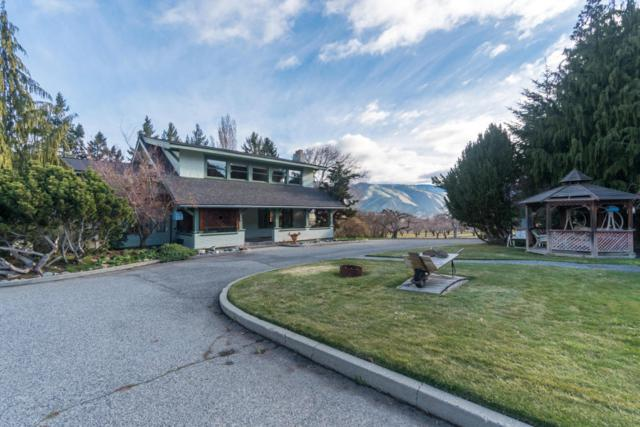 6688 Pioneer Dr, Cashmere, WA 98815 (MLS #715370) :: Nick McLean Real Estate Group