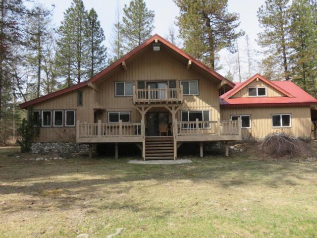 12290/86 Meacham Rd, Leavenworth, WA 98826 (MLS #715441) :: Nick McLean Real Estate Group