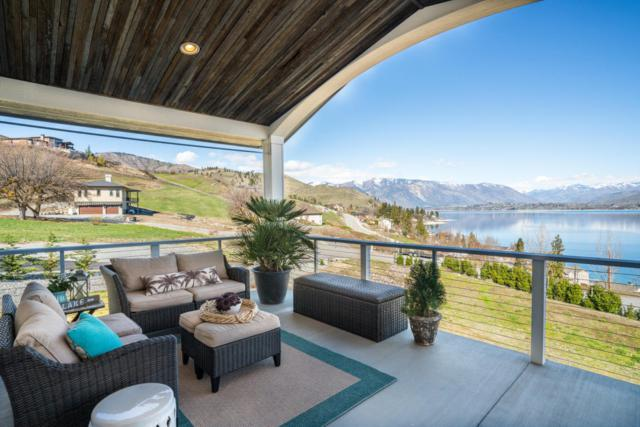 110 Via Vista Lane, Chelan, WA 98816 (MLS #715495) :: Nick McLean Real Estate Group