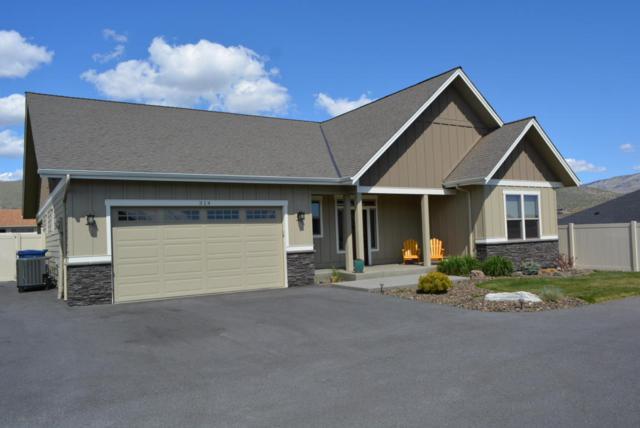 314 Brinley Ln, Wenatchee, WA 98801 (MLS #715567) :: Nick McLean Real Estate Group