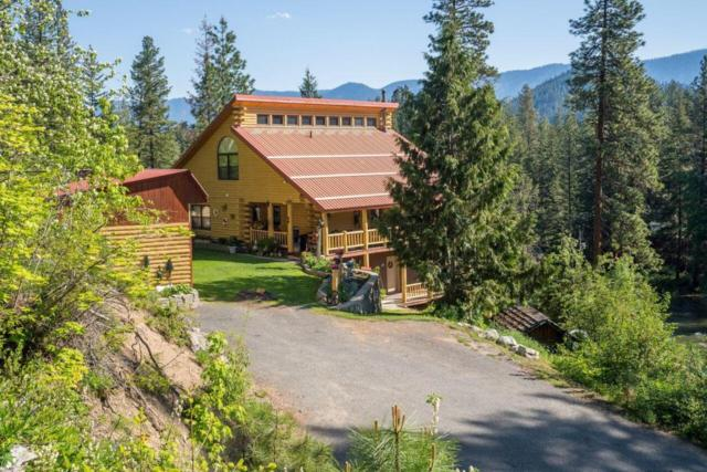 18757 River Road, Leavenworth, WA 98826 (MLS #715962) :: Nick McLean Real Estate Group
