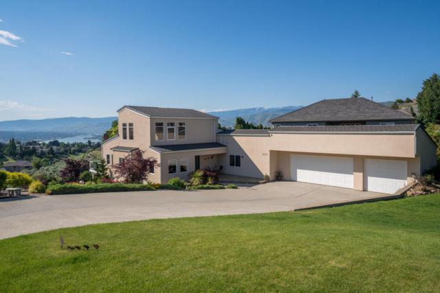 291 Rolling Hills Ln, Wenatchee, WA 98801 (MLS #715985) :: Nick McLean Real Estate Group