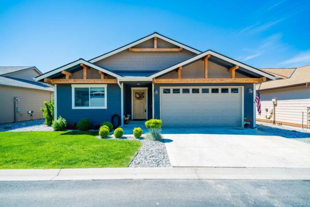 391 Ridgewood Drive, Manson, WA 98831 (MLS #715994) :: Nick McLean Real Estate Group