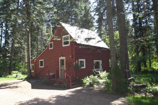 14003 Brae Burn Rd, Leavenworth, WA 98826 (MLS #716038) :: Nick McLean Real Estate Group