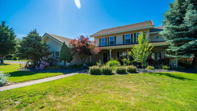 3850 Majeska Lane, Cashmere, WA 98815 (MLS #716080) :: Nick McLean Real Estate Group
