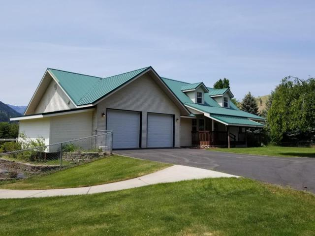 6210 Hay Canyon Road, Cashmere, WA 98815 (MLS #716085) :: Nick McLean Real Estate Group