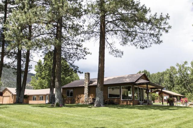 14 Kelli Ln, Carlton, WA 98814 (MLS #716179) :: Nick McLean Real Estate Group