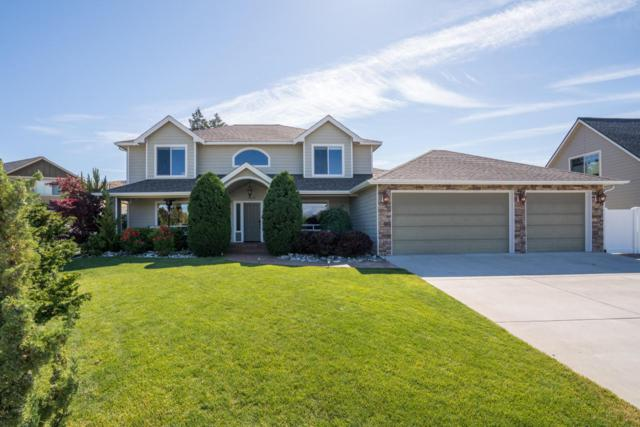3435 Ashwood Dr, East Wenatchee, WA 98802 (MLS #716250) :: Nick McLean Real Estate Group