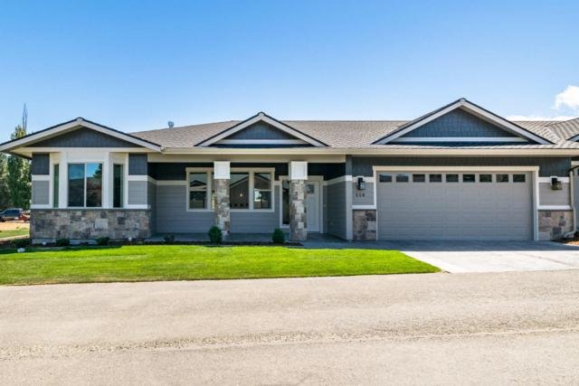 446 River Walk Dr, Wenatchee, WA 98801 (MLS #716281) :: Nick McLean Real Estate Group
