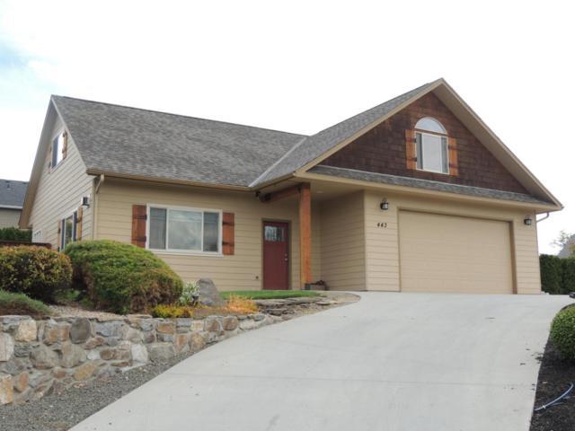 443 Dorado Ct, East Wenatchee, WA 98802 (MLS #716406) :: Nick McLean Real Estate Group